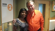 PP Arnold with Sir Terry