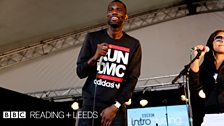 Wretch 32 at Reading Festival 2013