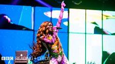 Azealia Banks at Leeds Festival 2013