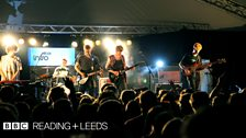 Dog is Dead at Reading Festival 2013