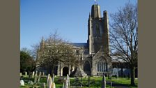 St Mary's Yatton - sent in by Mike