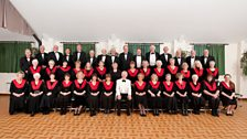 Saint Michael's Singers from the hamlet Saint Michael, Worcestershire - sent in by Bryan
