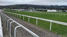 Cheltenham Race Course - the location for Greenbelt