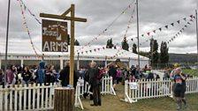 The Jesus Arms, Greenbelt's beer tent