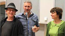David Bower (Aidan),Terence Mann (Elvis) Susan Roberts-Producer