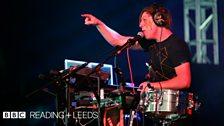 Robert DeLong at Reading Festival