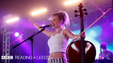 Clean Bandit at Reading Festival
