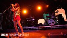 Charli XCX at Reading Festival