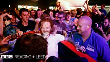 Pure Love at Reading Festival