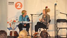 Clare Balding in conversation with Vicky Beeching