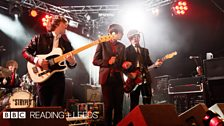 The Strypes at Reading Festival