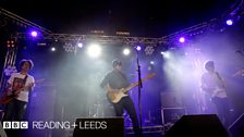 Parque Courts at Reading Festival