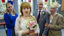 August: Gina and Greg's big day arrives but ends up being unhappily-ever-after for the blushing bride