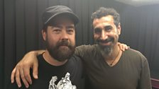 Serj from System of a Down