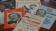 Les Dawson programmes from the archive at The Grand Theatre, Blackpool