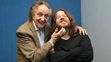 Ken Dodd and Ray Peacock