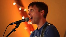James Blunt live in session