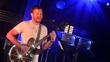 Kings Of Leon in the Live Lounge
