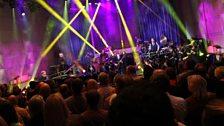 Elton John and the crowd