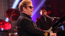 In Concert with Elton John