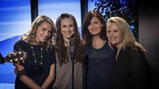 Aoife O'Donovan, Julie Fowlis, Karen Matheson and Mary Chapin Carpenter