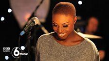 Laura Mvula at 6 Music Live