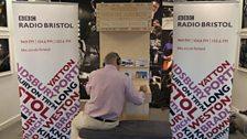 Geoff listens to BBC Radio Bristol's Theatre Jukebox