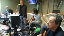 Go West perform live in session