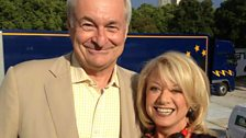 Backstage with Paul Gambaccini