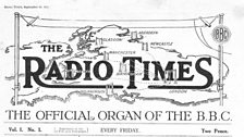 Radio Times First Edition