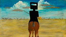 Sidney Nolan, Ned Kelly,1946