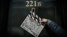 Outside 221B