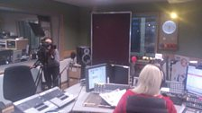 Strictly go behind the scenes at Radio 2