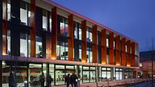 The National Film and Television School - Oswald Morris building