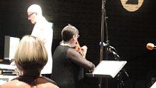Orchestra Leader Cynthia Fleming