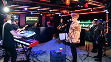 Daley in the Live Lounge