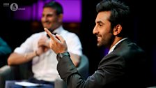 Pablo with Ranbir