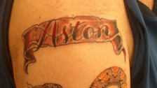 Names are among the most popular tattoos people go for