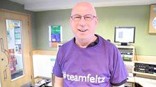 Ken you believe who's joined Team Feltz?