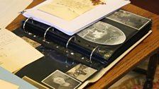 Frank's family photographs