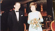 At the Millinery Ball 1968 when Frank was the Chairman of the Millinery Trades Benevolent Association