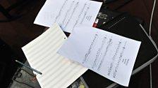 """The Mistletoe Bough"": Musical ideas"