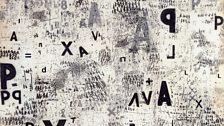 Graphic Object 1967 - Mira Schendel 1919-1988