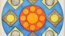 Mandala 1974, Jones Bergamin - Mira Schendel 1919-1988