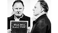 Billy Hill (played by Robert Glenister)