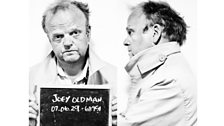 Joey Oldman (played by Toby Jones)
