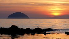 SEPTEMBER: Ailsa Craig by John Lindsay