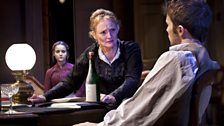 Florence Hall, Kelly Hunter & Mark Quartley in Ghosts