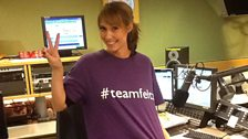 Team Feltz's numbers increase by ONE!