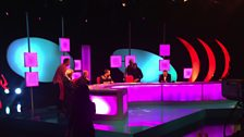 The panel are in place...
